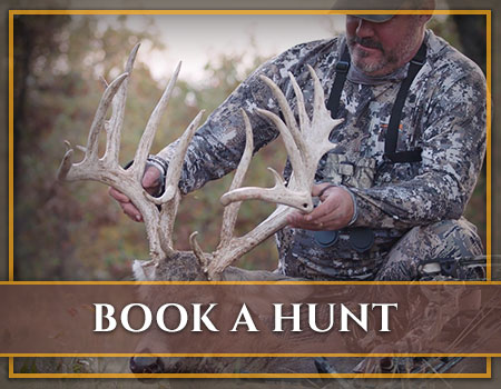 Book a Hunt with Hunt Mill Hollow Ranch