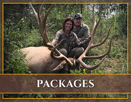 Hunt Mill Hollow Ranch Packages